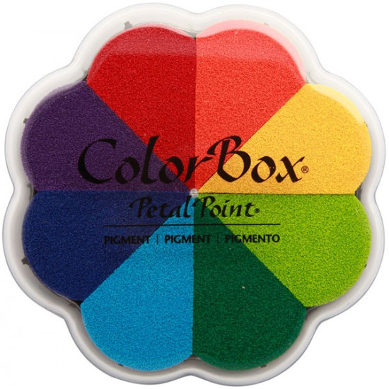 ColorBox Petalpoint Multi-Colour Pigment Ink