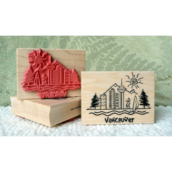 Vancouver Rubber Stamp