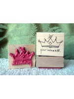 Princess Rubber Stamp