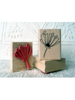 Daisy Rubber Stamp