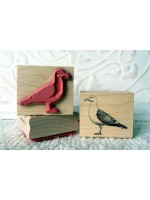 Seagull Rubber Stamp