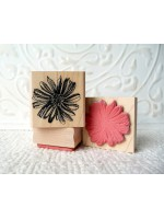 Bloom Rubber Stamp