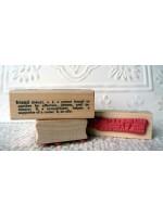Friend Definition Rubber Stamp