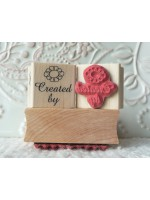 Created By Rubber Stamp