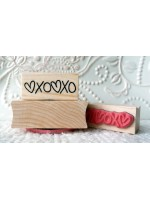 XOXO Rubber Stamp