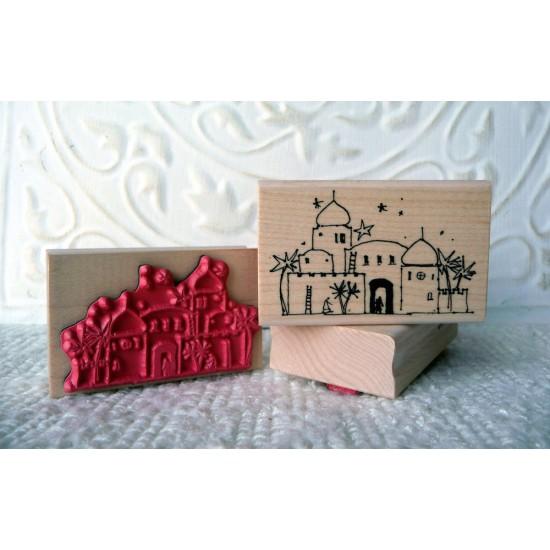 Bethlehem Rubber Stamp