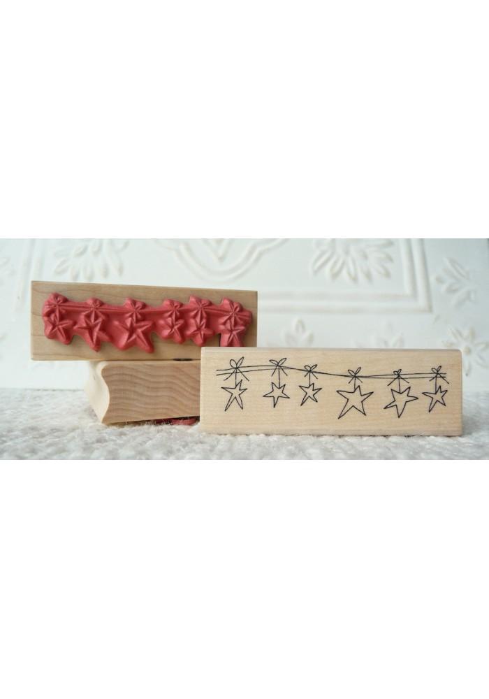 Starlight Rubber Stamp