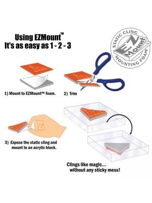 EZMount Cling Foam