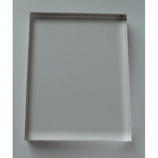 Acrylic Block - Large