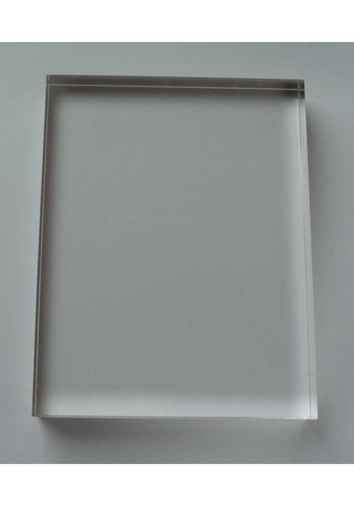 Acrylic Block - Large